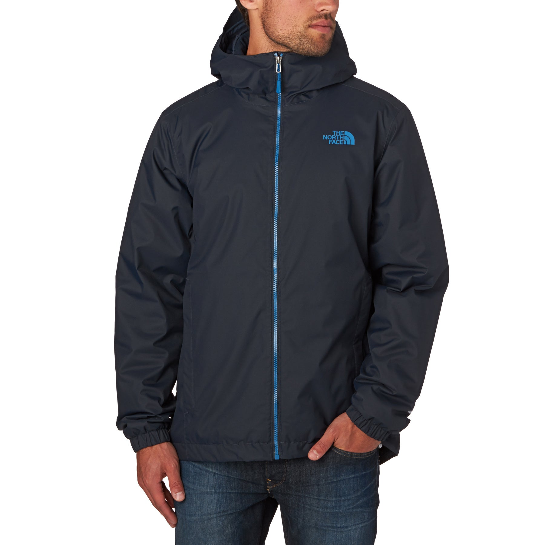 Blusão North Face Quest Insulated - Urban Navy