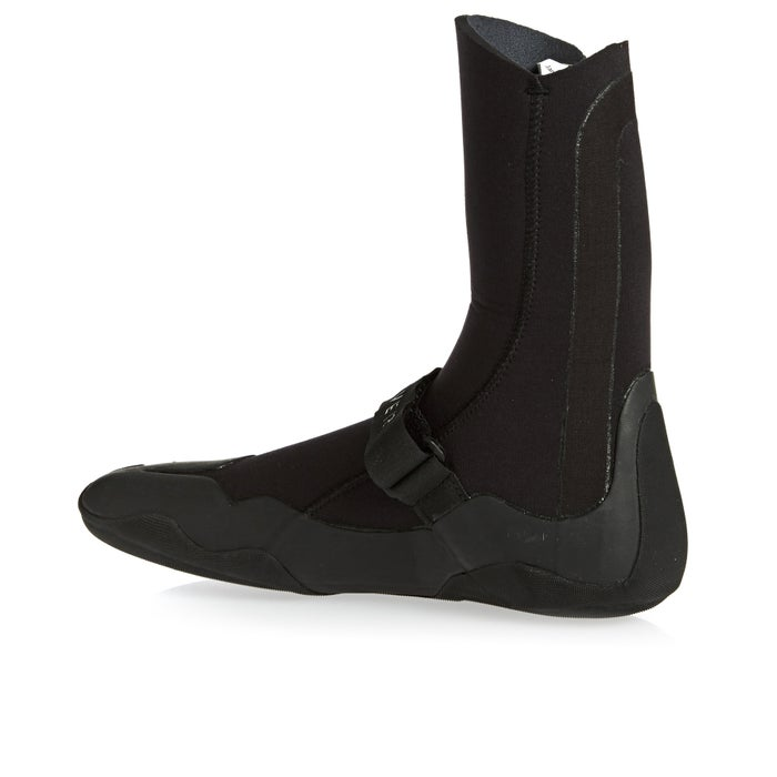 Quiksilver Syncro 5mm 2017 Round Toe Wetsuit Boots