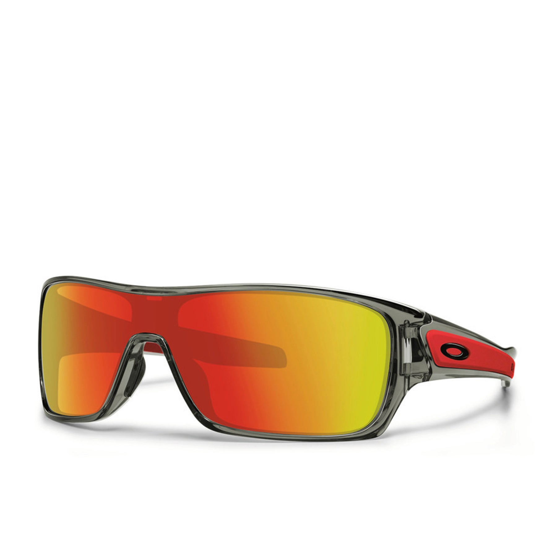 Óculos de Sol Oakley Turbine Rotor - Grey Ink ~ Ruby Iridium