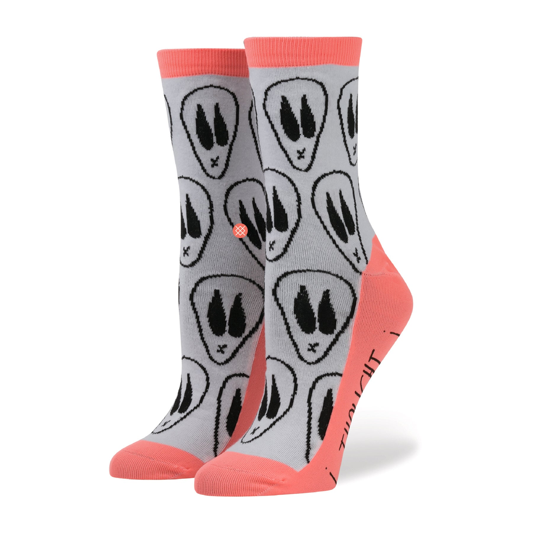 Stance I Thought I Was An Alien Womens Socks - White
