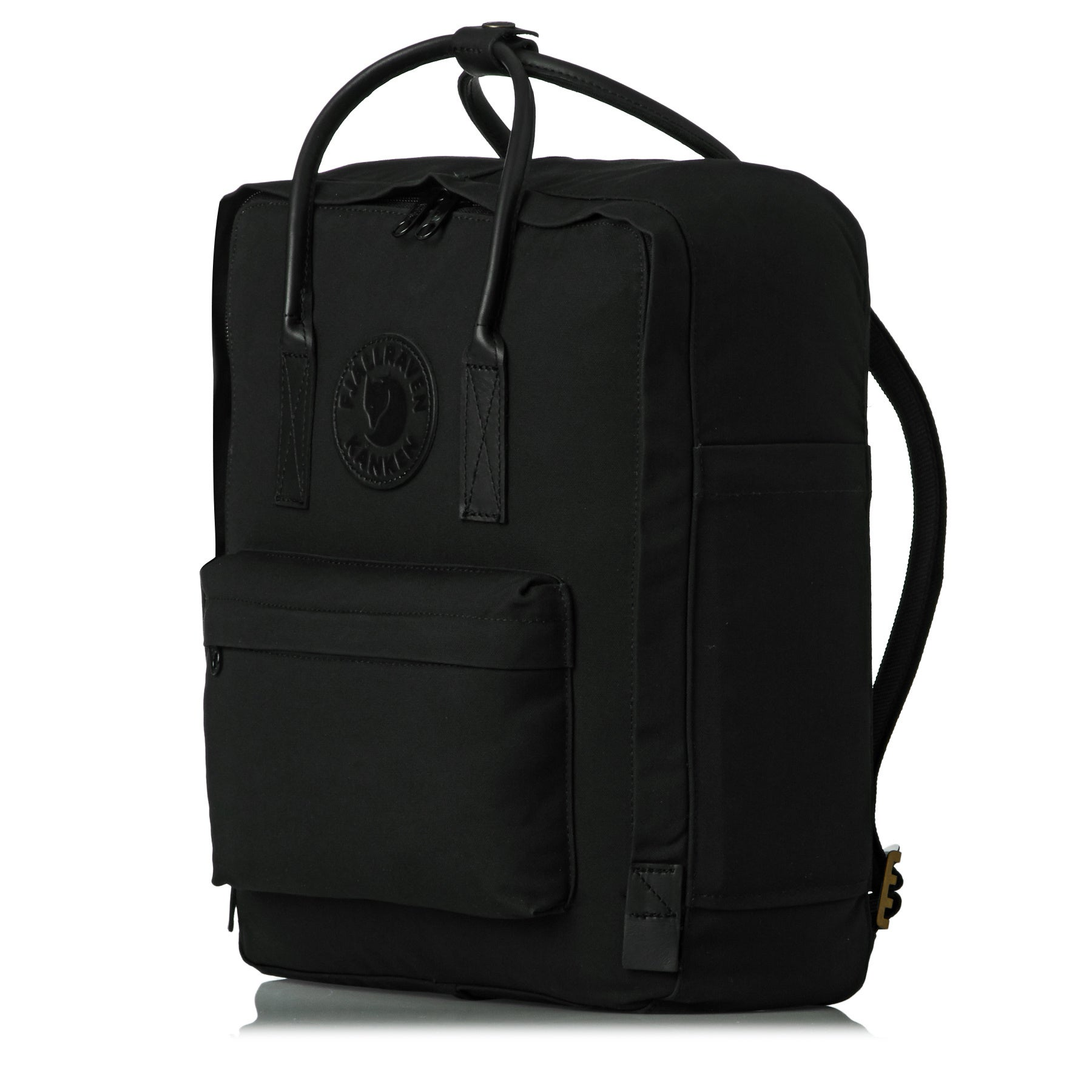 Fjallraven Kanken No 2 Black Backpack - Black