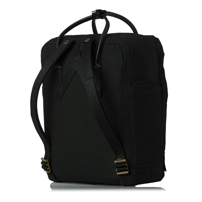 Fjallraven Kanken No 2 Black Backpack