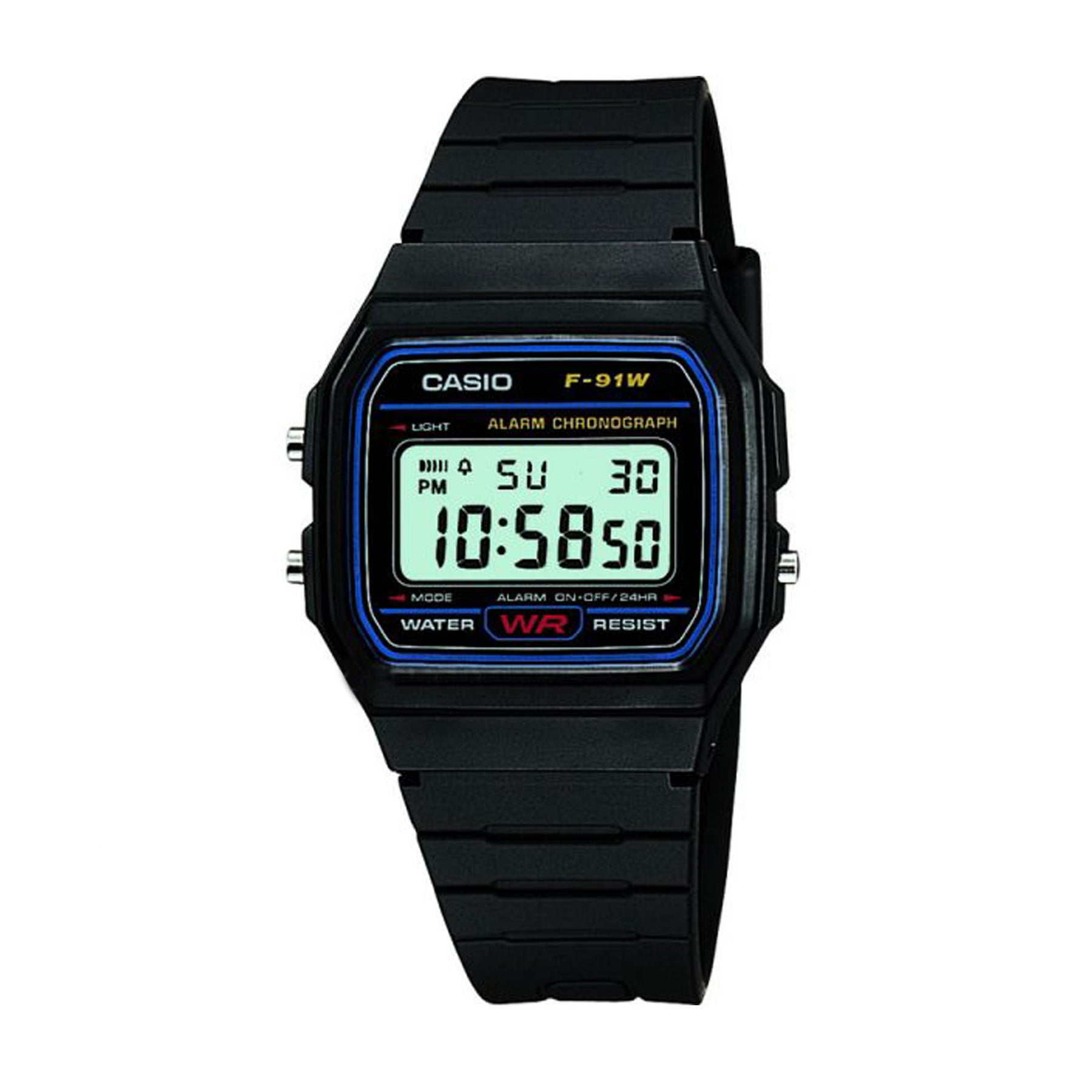 Casio Casio Retro Casual Watch - Black