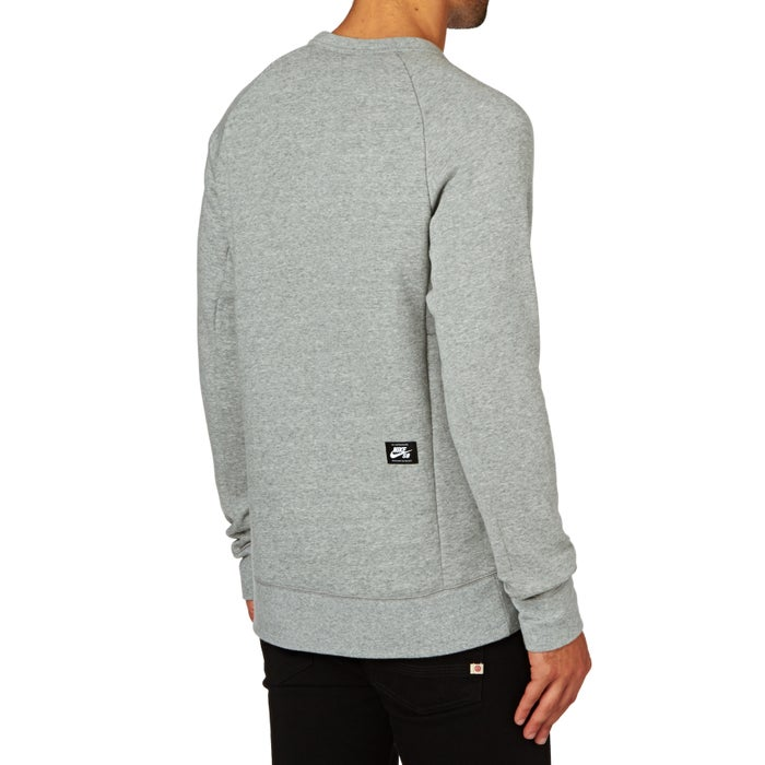 87d5fec6c3 Nike SB Icon Crew Fleece Sweater available from Surfdome