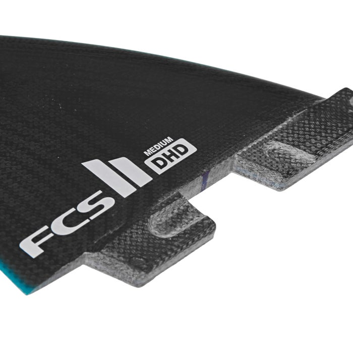 FCS II DH Performance Glass Set Of Five Fin