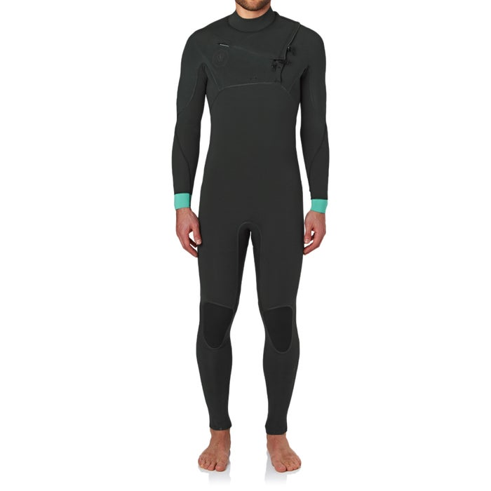 Vissla Eco Seas 3/2mm 2017 Chest Zip Wetsuit
