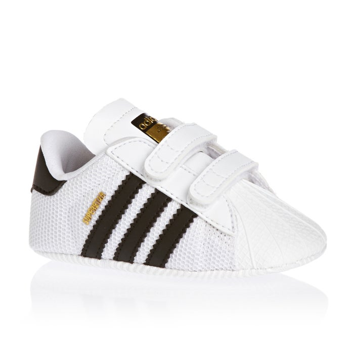 18d6bec1d9a25 Adidas Originals Superstar Crib Shoes available from Surfdome
