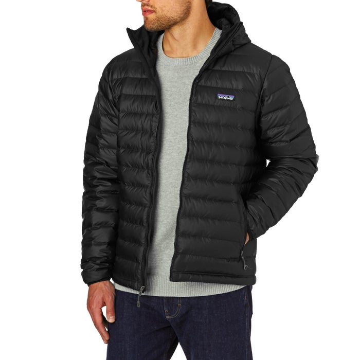 c33ac588 Patagonia Sweater Hooded Dunjakke available from Surfdome