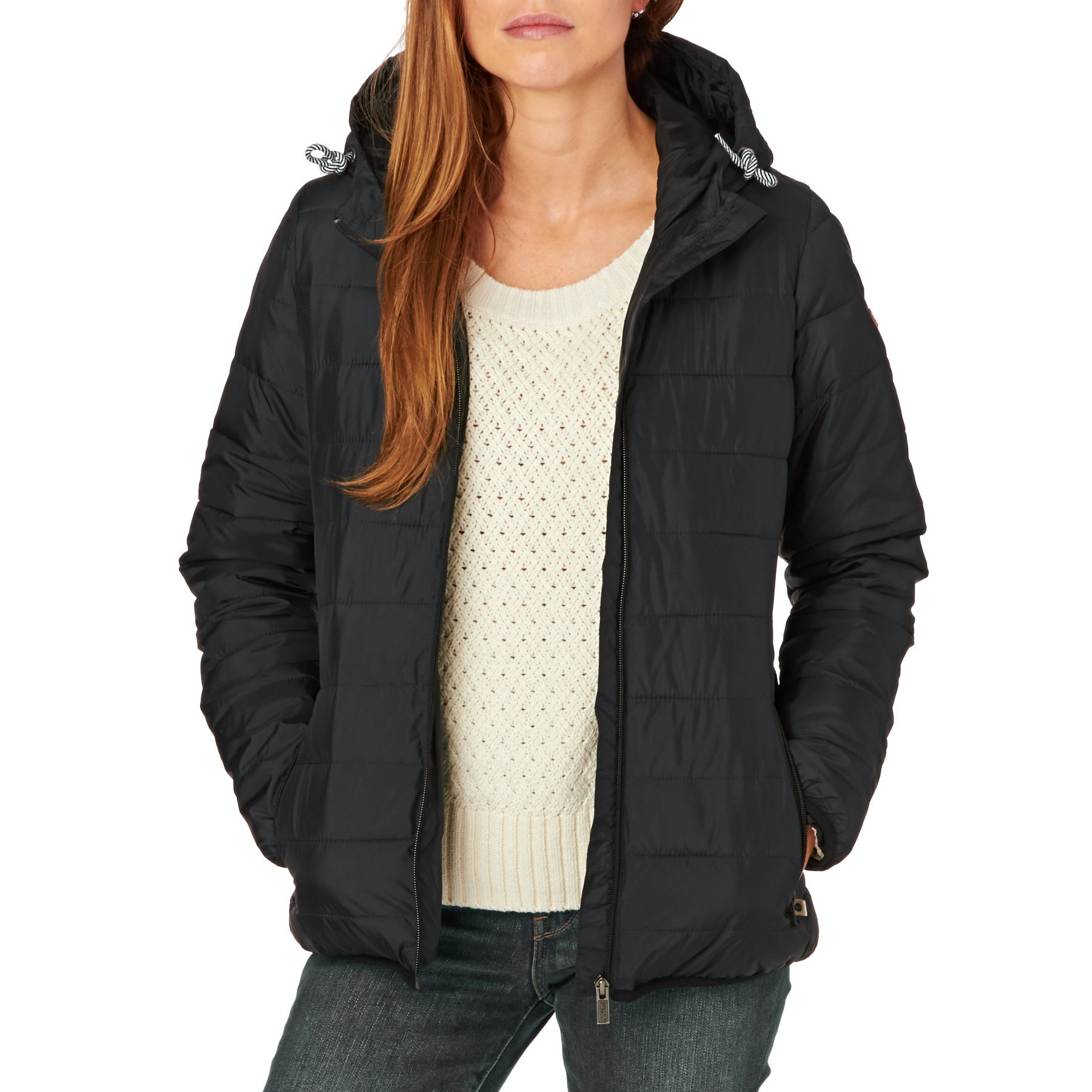 Roxy Forever Freely Womens Jacket - True Black