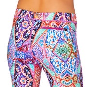 Seafolly Kashmir Scuba Womens Leggings
