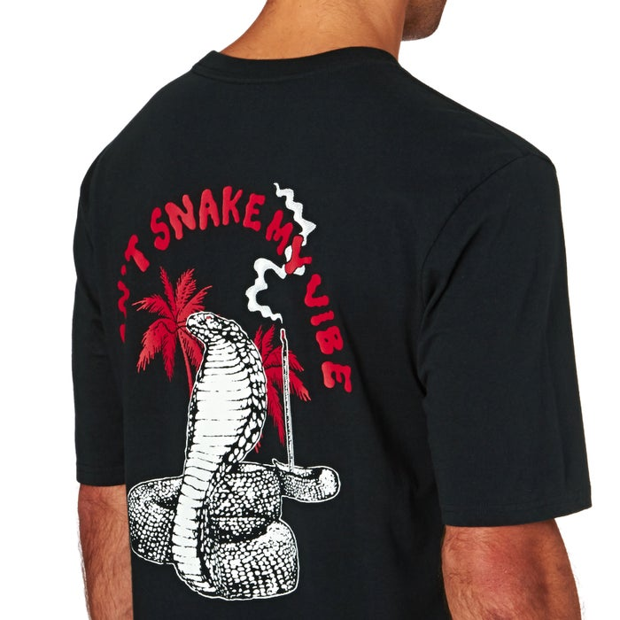 Quiksilver Dont Snake My Vibes Short Sleeve T-Shirt