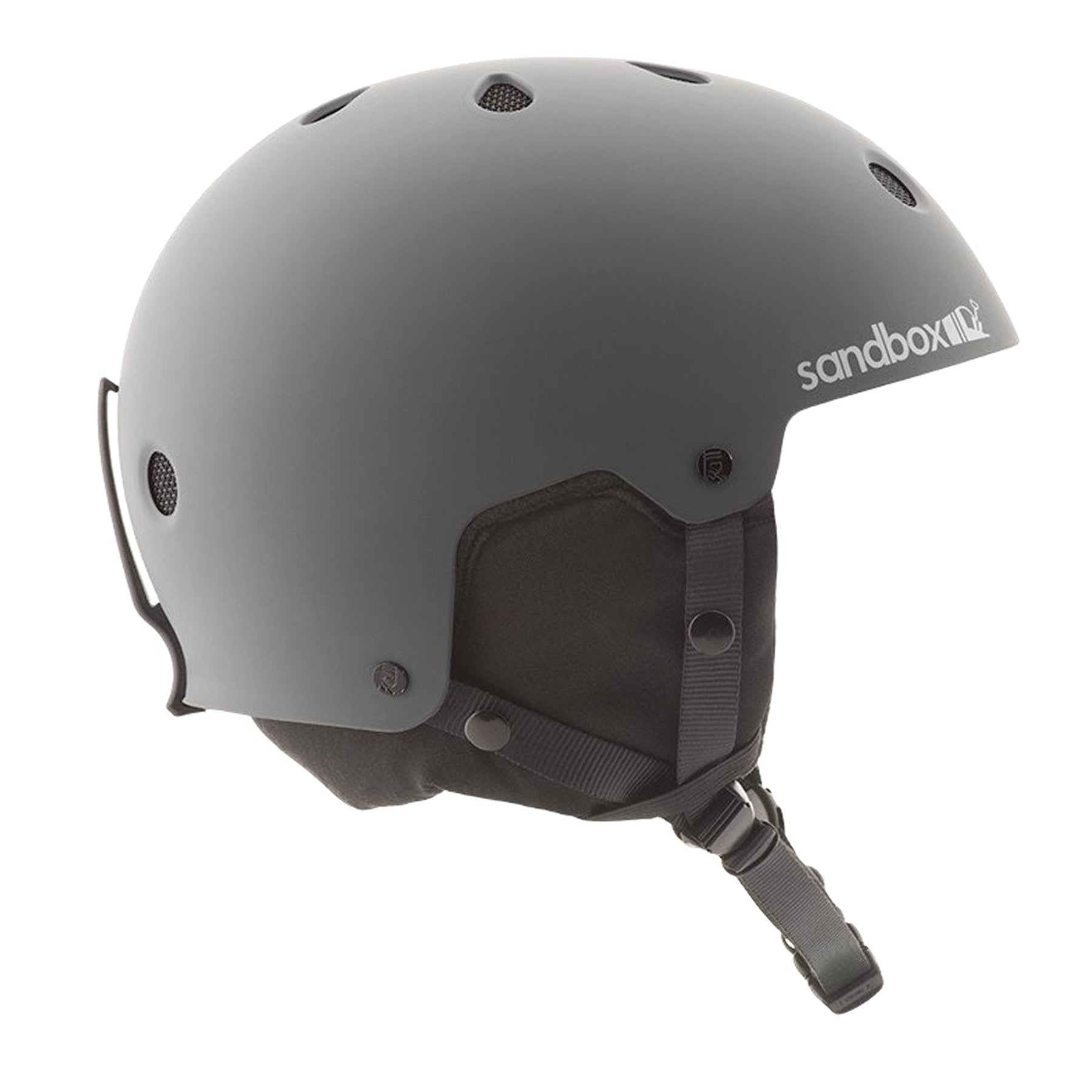 Casco para esquí Sandbox Legend Snow - Grey Matte