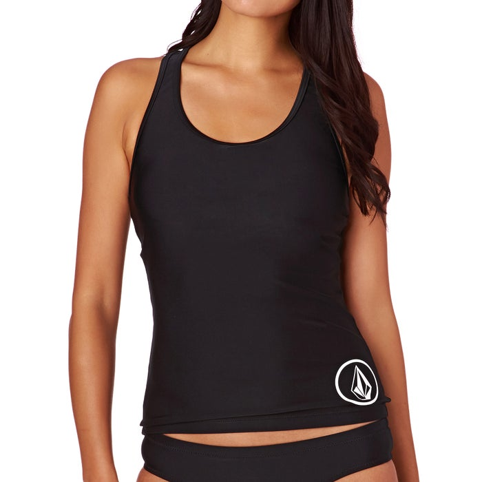 Tankini Top Femme Volcom Simply Solid