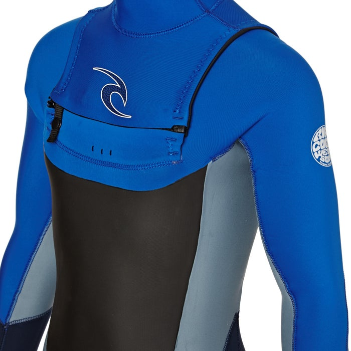 Rip Curl Dawn Patrol 3/2mm Chest Zip Boys Wetsuit