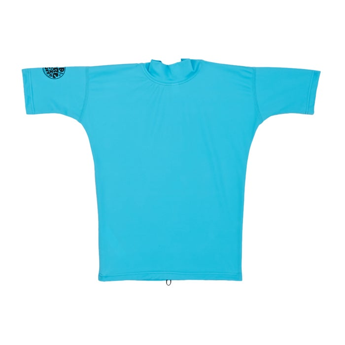 Rash Vest Boys Rip Curl Junior Corpo Short Sleeve