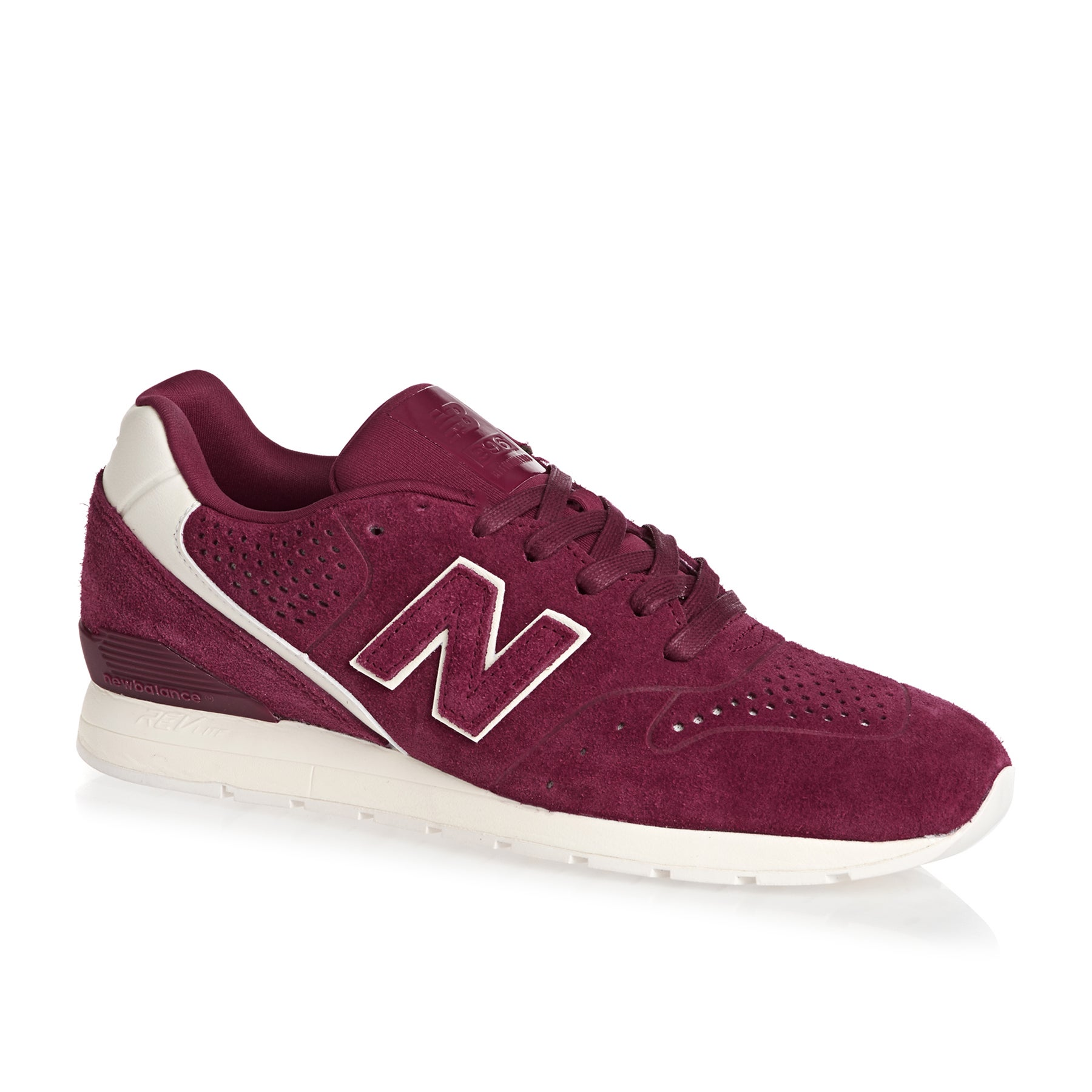 New Balance Mrl996 Shoes - Red Wine