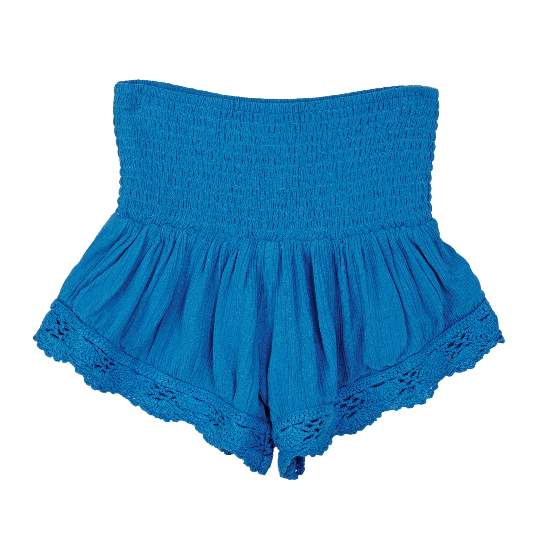 Seafolly Summer Essentials Girls Shorts - Hawaiiblue