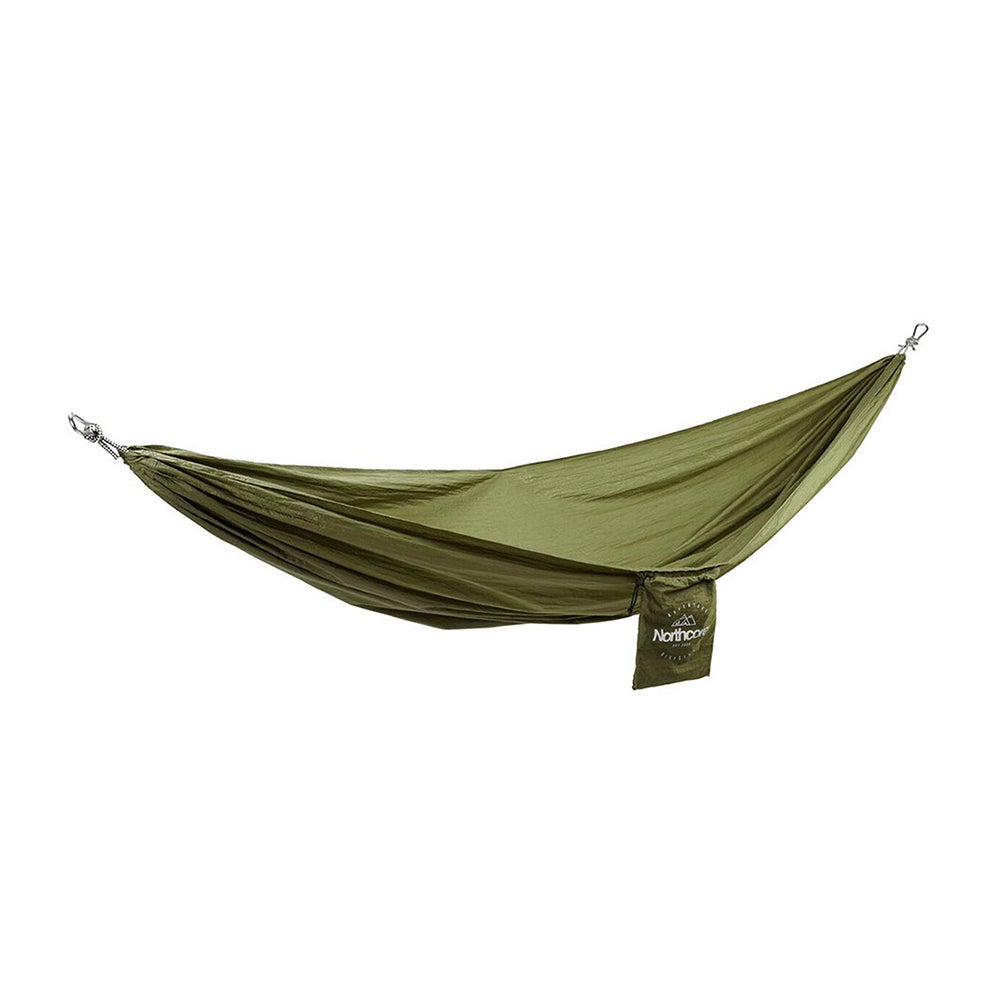 Northcore Adventure Kick Back Hammock - Olive