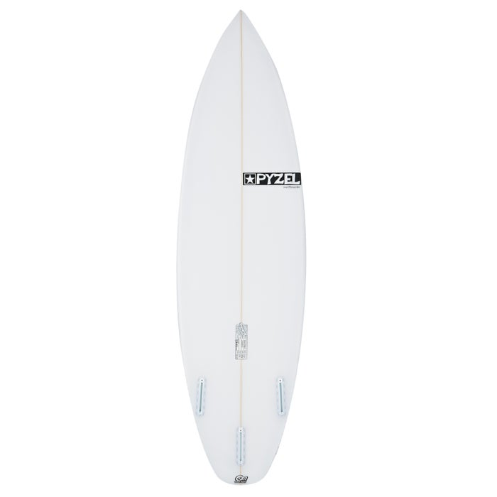 Pyzel The B*stard Futures Thruster Surfboard