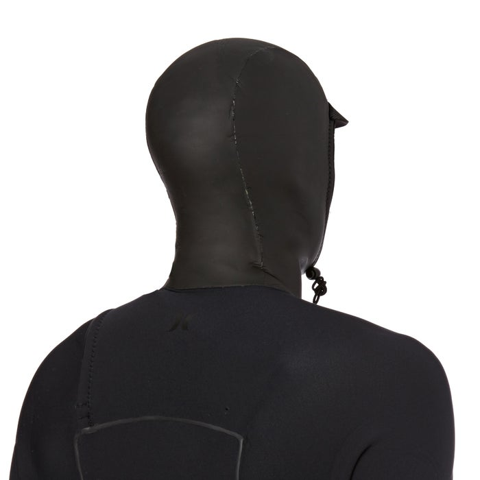 Hurley Advantage Max 5/4mm Chest Zip Hooded Wetsuit