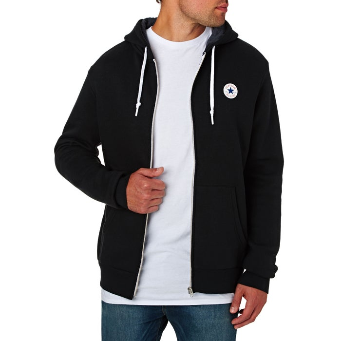 c2b71a0c68a4 Converse Core Full Zip Hoody available from Surfdome
