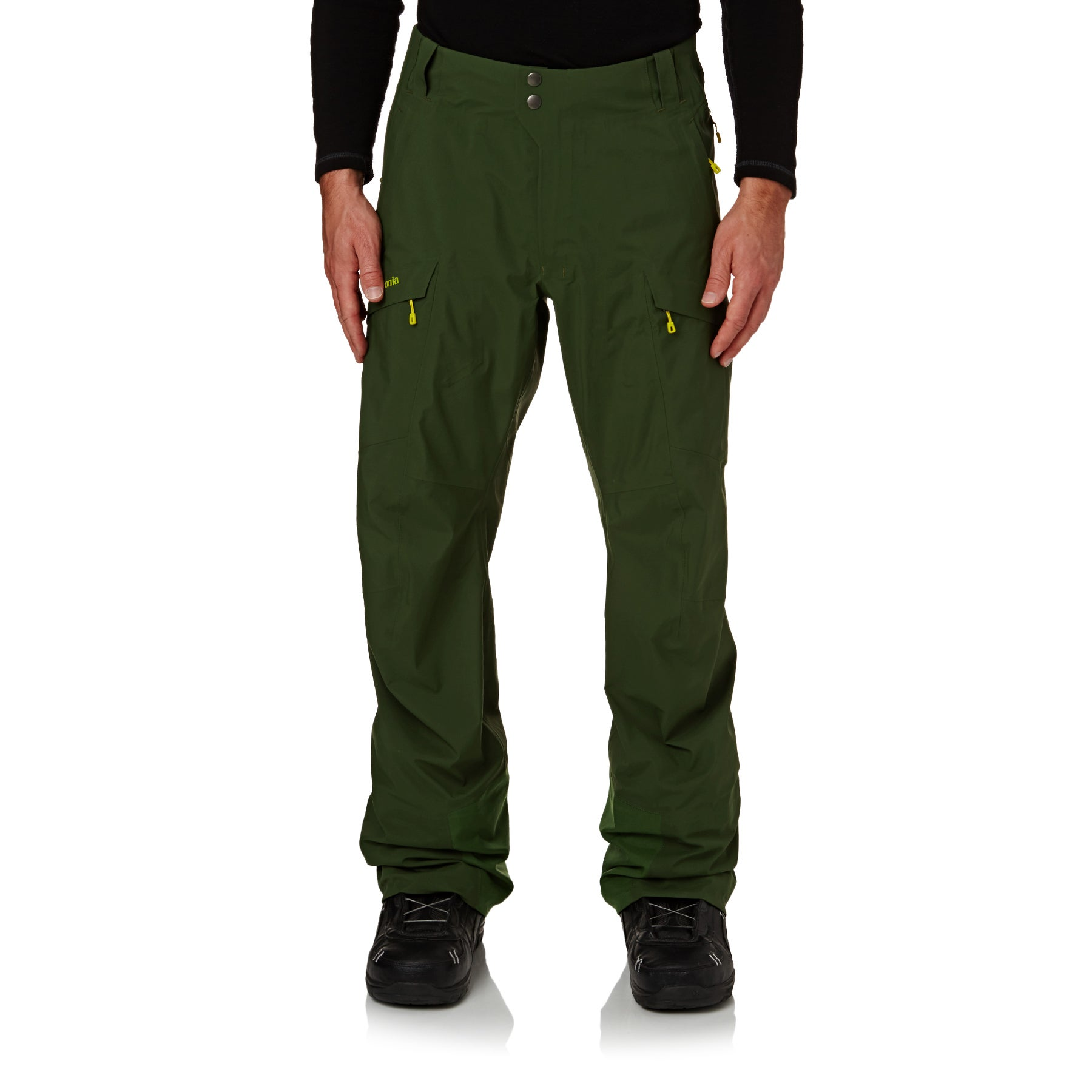 Patagonia Untracked Snow Pant - Glades Green
