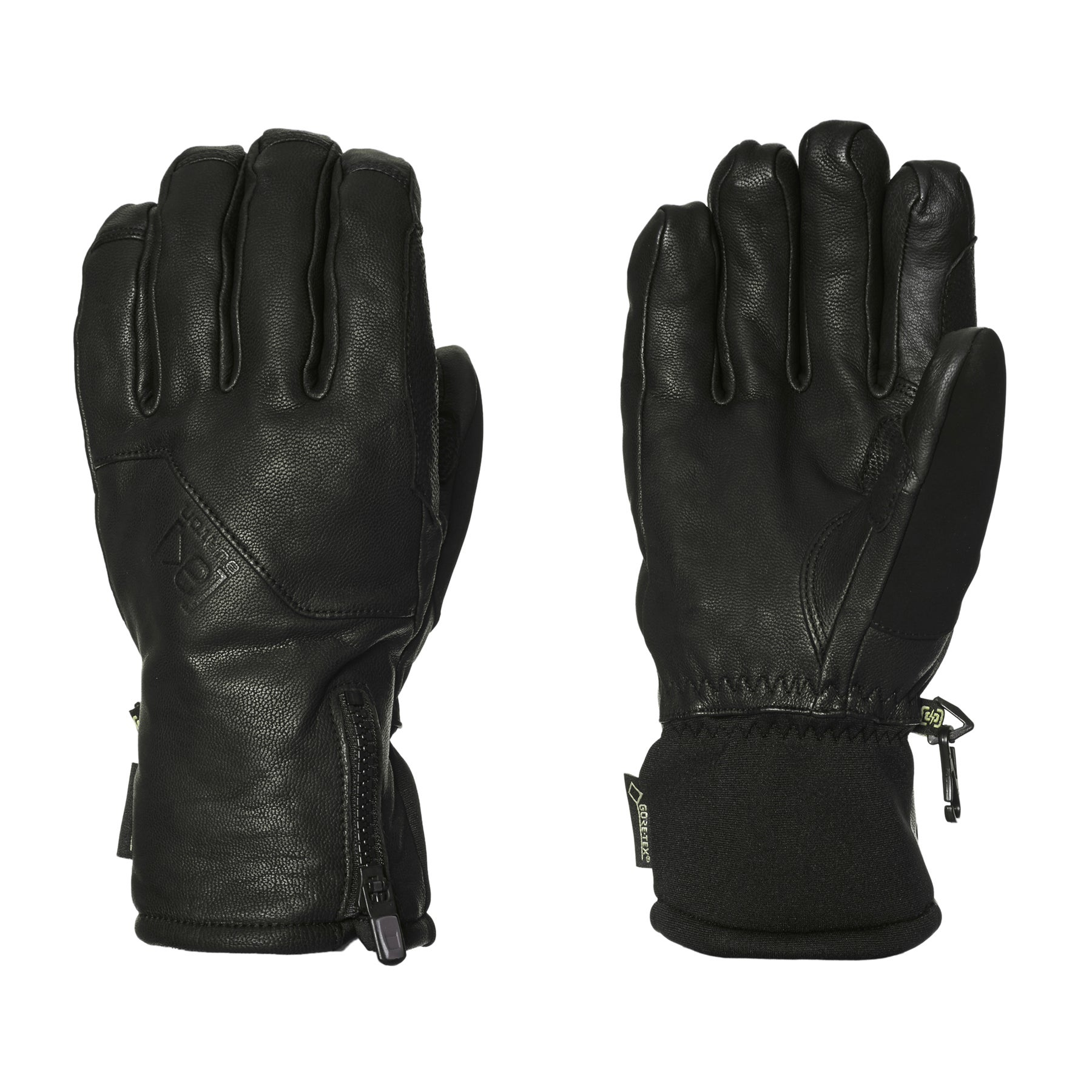 Burton GoreTex Guide Snow Gloves - True Black