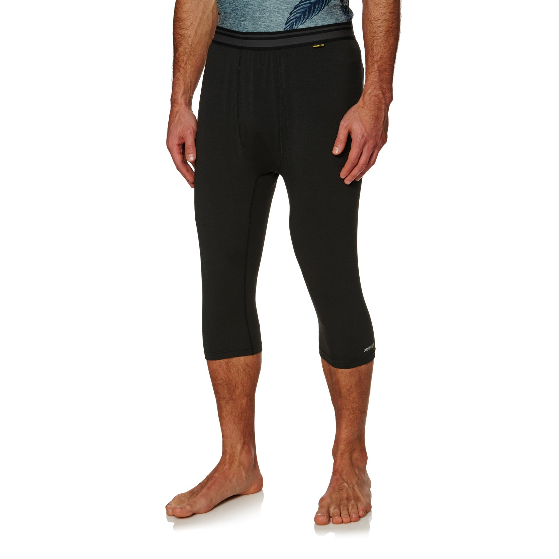 Burton Midweight Shant Base Layer Leggings - True Black 18