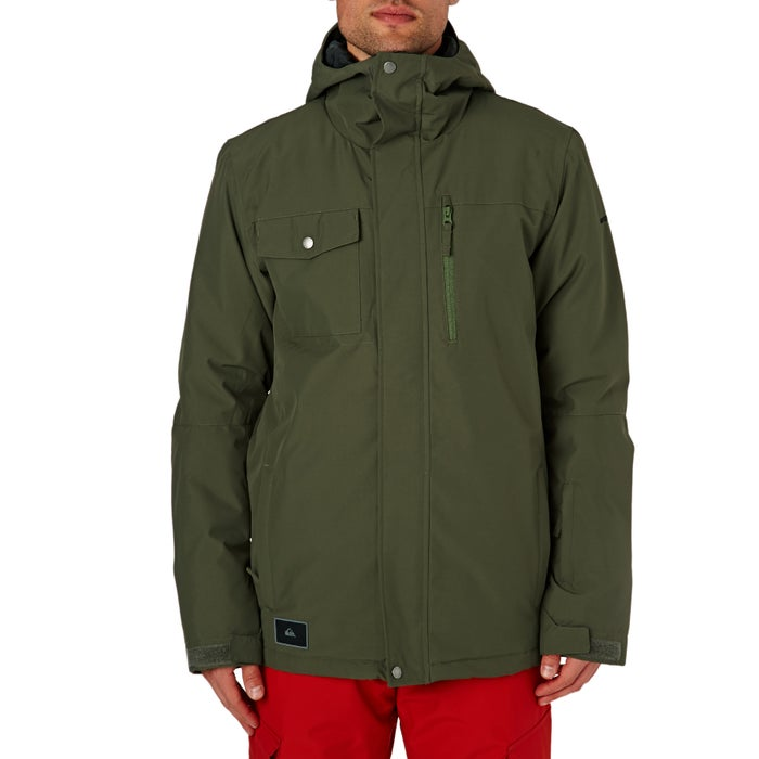 Quiksilver Mission Snow Jacket