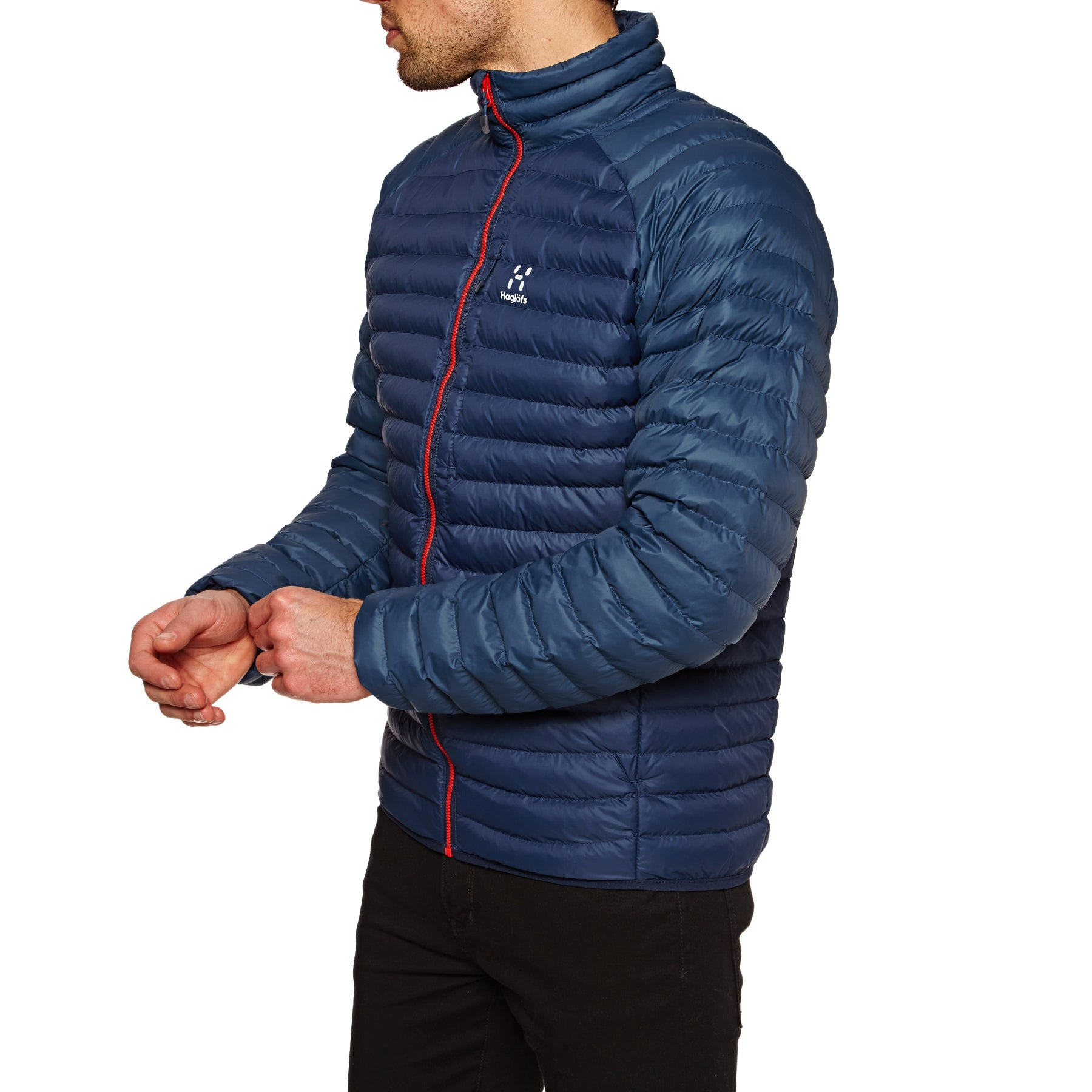 Haglofs Essens Mimic Jacket - Tarn Blue Blue Ink