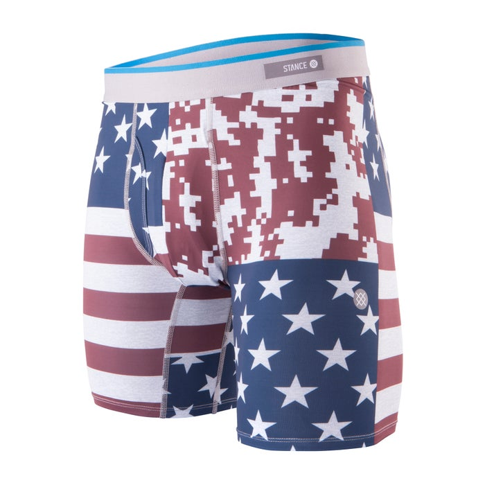 df716ee86 Stance The Poly Blend Boxer Shorts