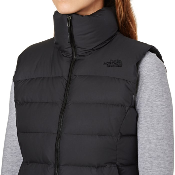 6fd8318da North Face Nuptse Vest Womens Body Warmer available from Surfdome