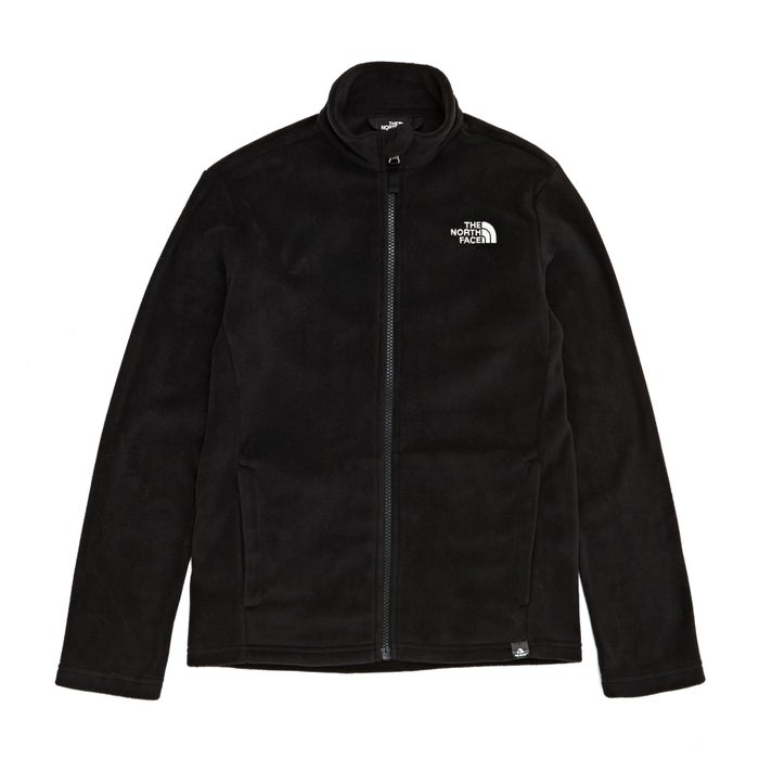 2c0bf4cb75a7 North Face Snow Quest Full Zip Kids Fleece available from Surfdome
