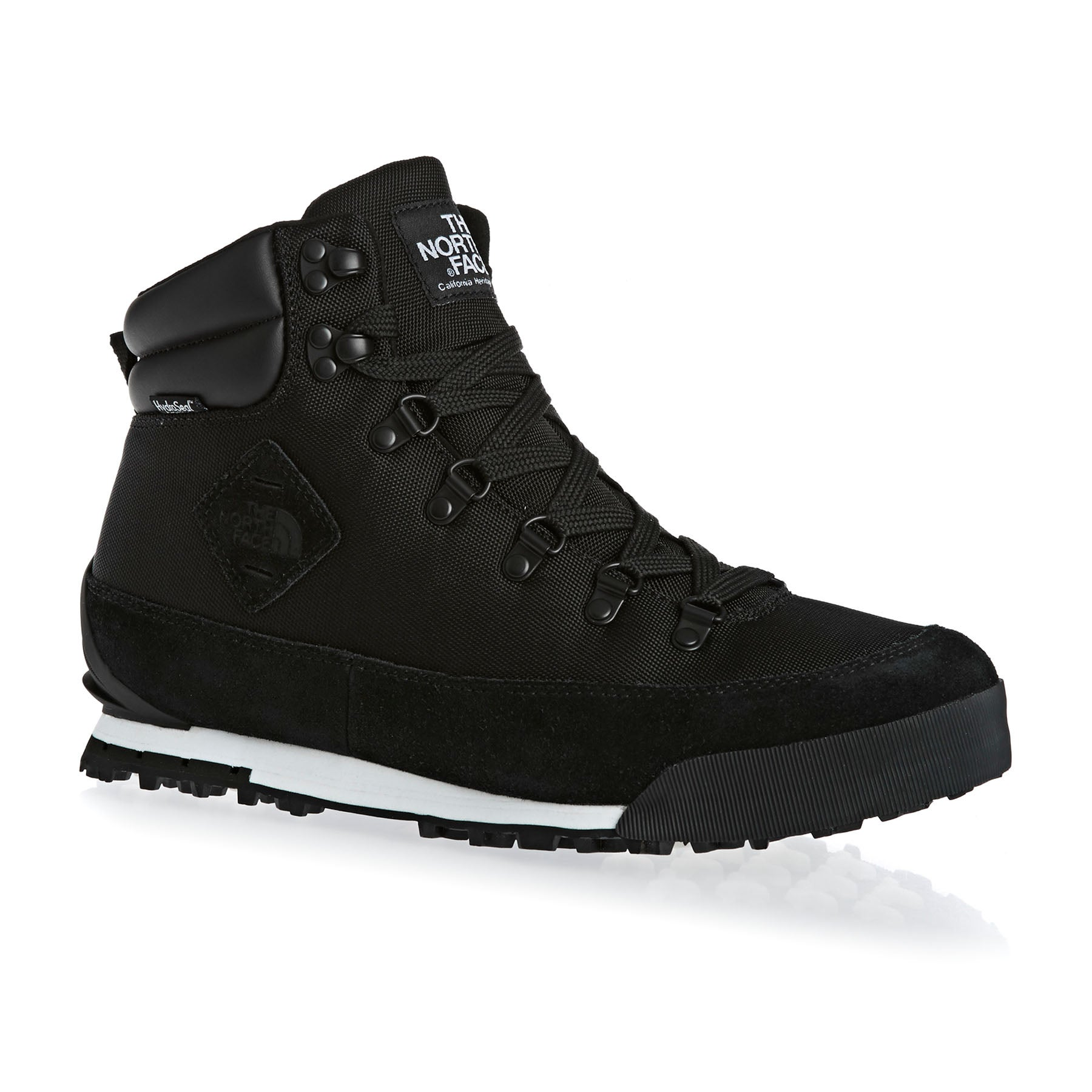 North Face Back To Berkeley Walking Boots - TNF Black