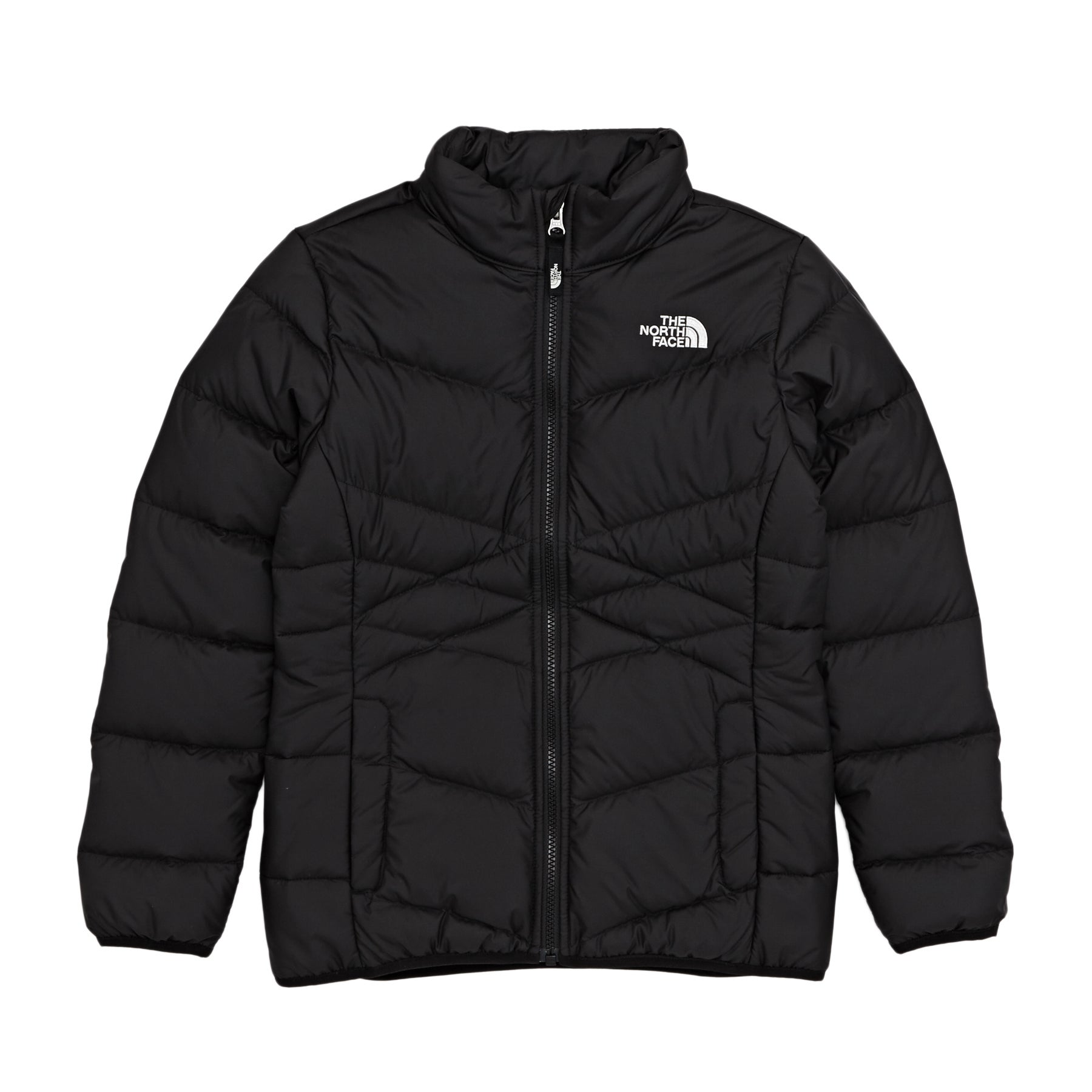 North Face Andes Girls Down Jacket - Tnf Black
