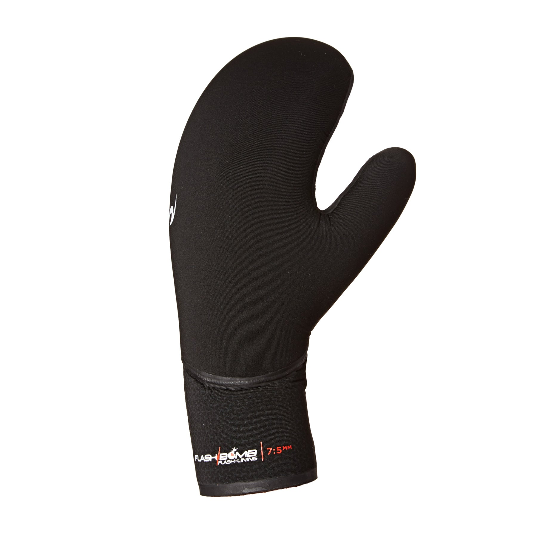 Rip Curl Flashbomb 75mm 2018 Wetsuit Gloves - Black