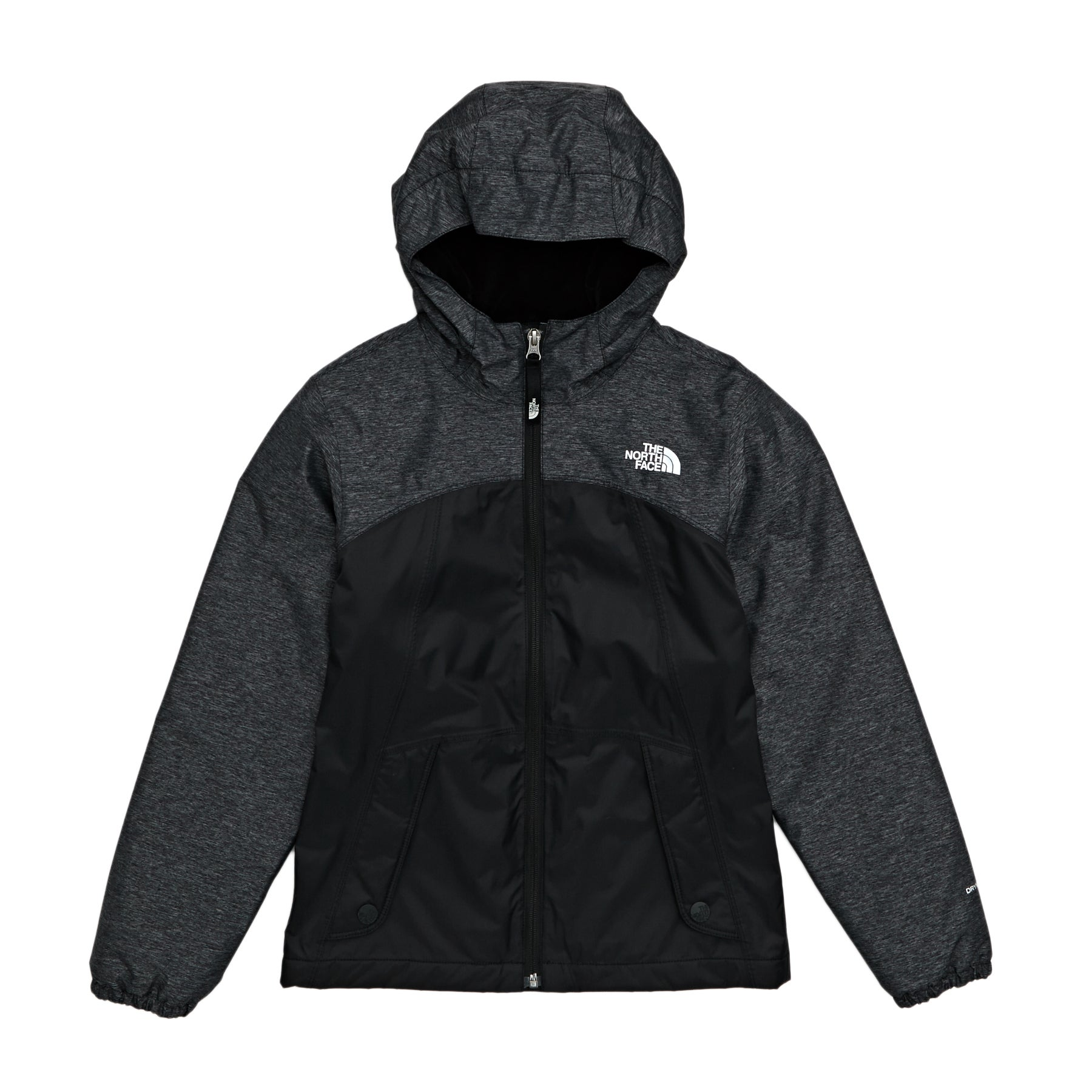 North Face Warm Storm Girls Jacket - Tnf Black