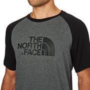 North Face Raglan Easy Short Sleeve T-Shirt