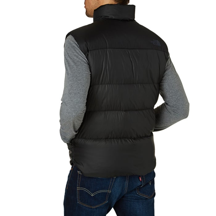 72e77fca5175 North Face Nuptse III Body Warmer available from Surfdome