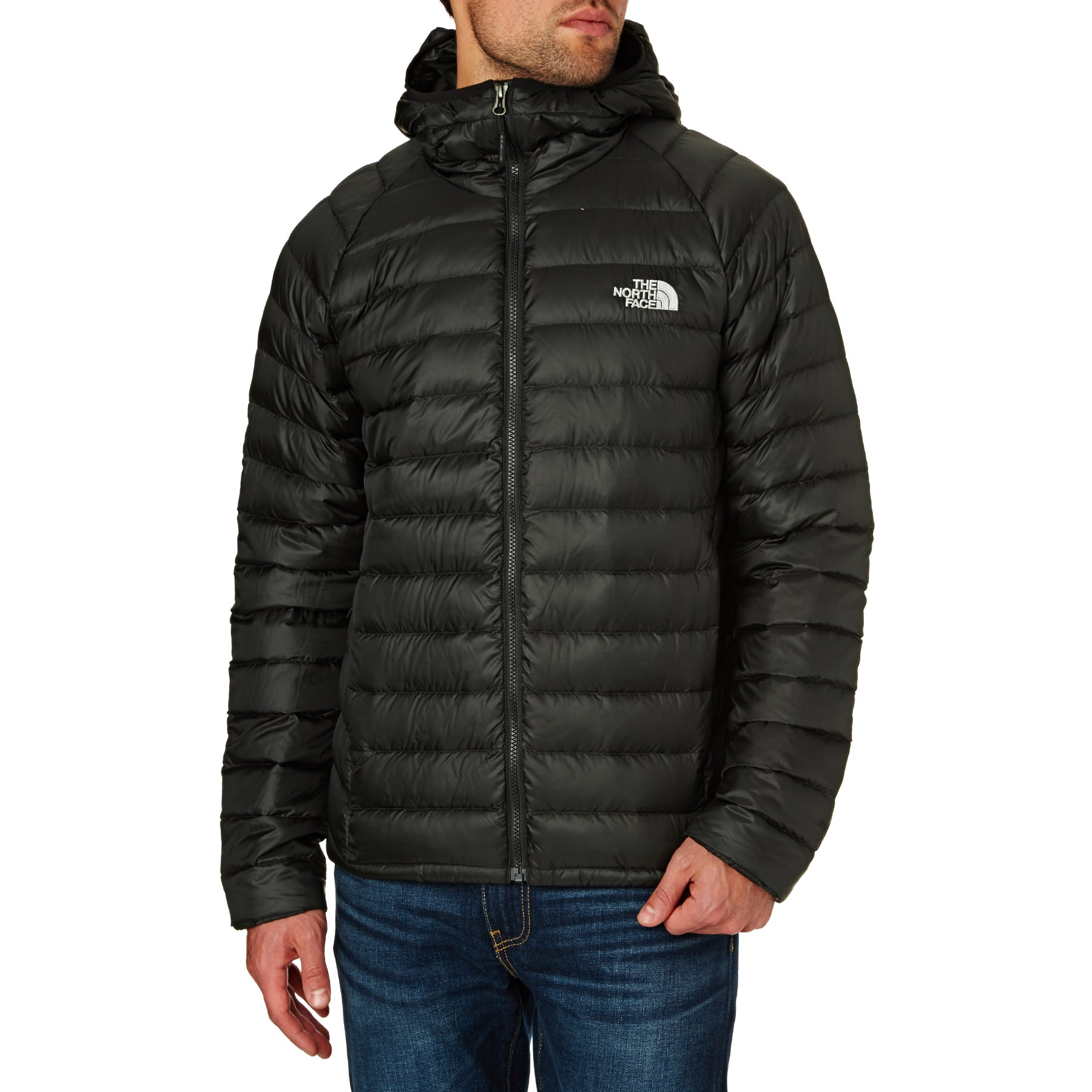 7b5d1bed5c97 North Face Trevail Hooded Down Jacket available from Surfdome