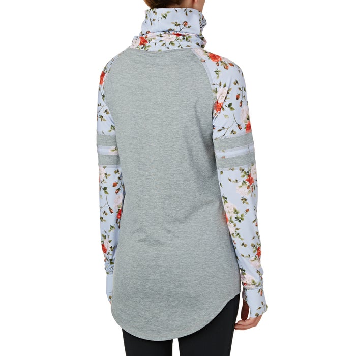Eivy Icecold Zip Womens Base Layer Top