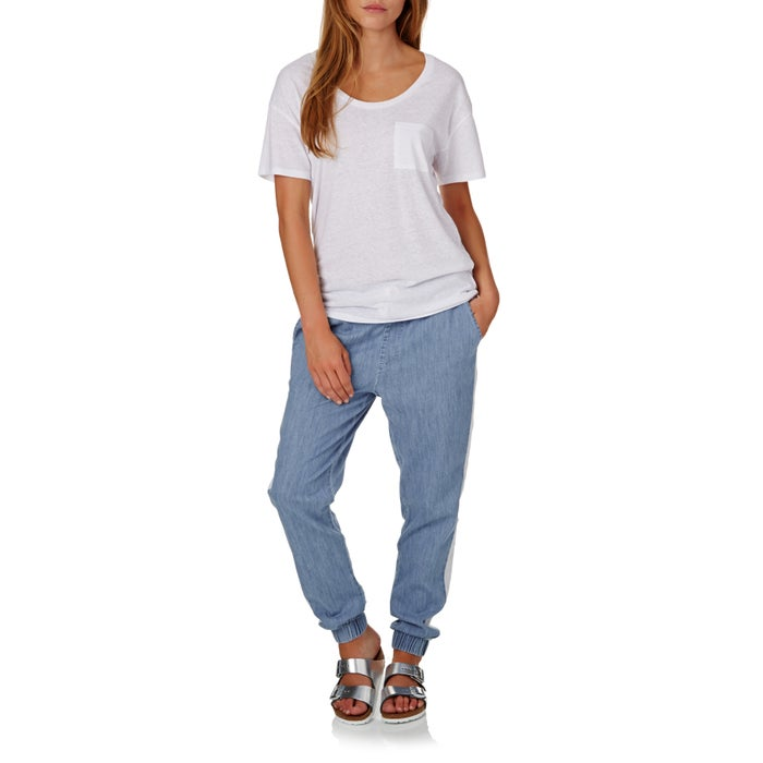 SWELL Gena Chambray Womens Trousers