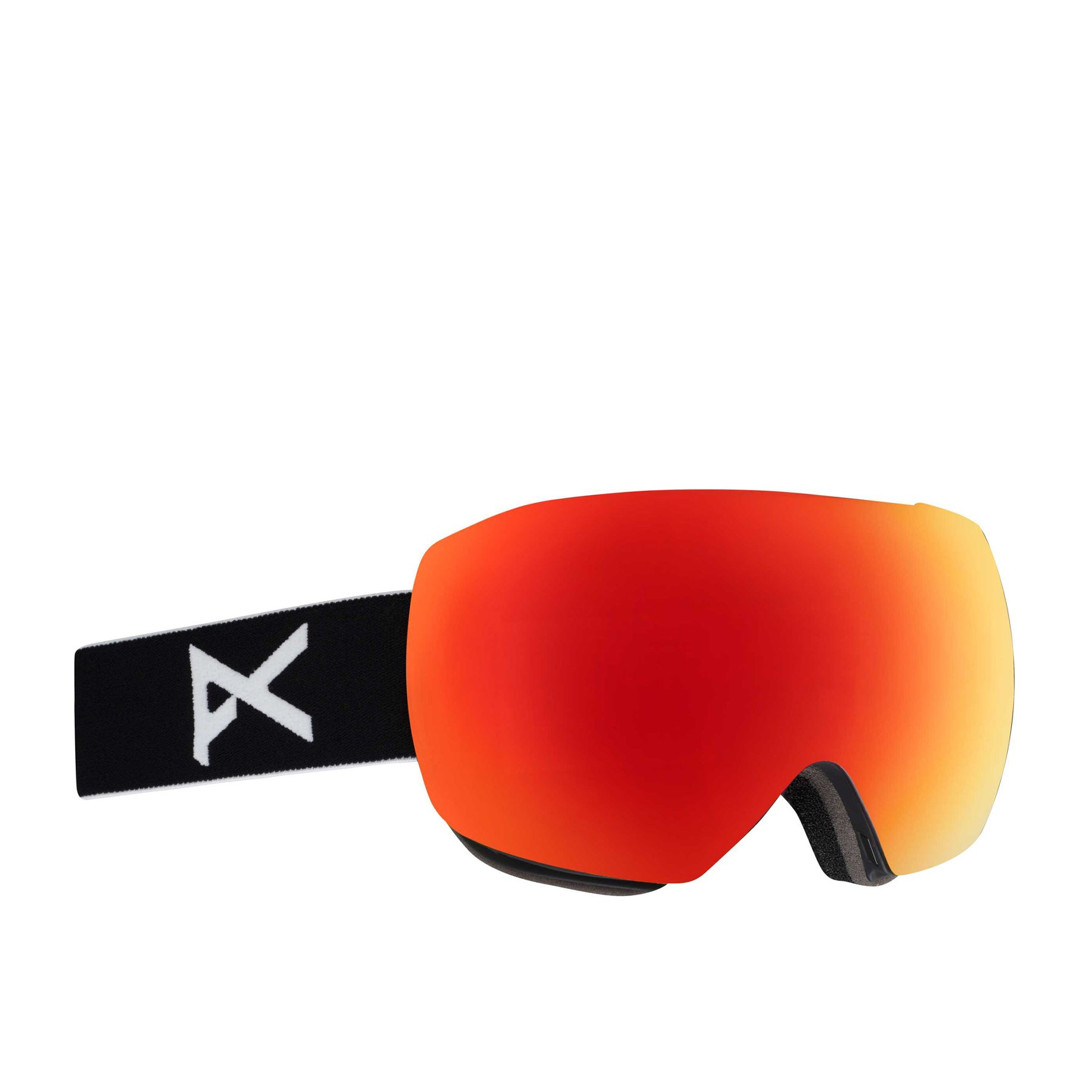 Anon MIG Snow Goggles - MFI Black ~ Sonar Red