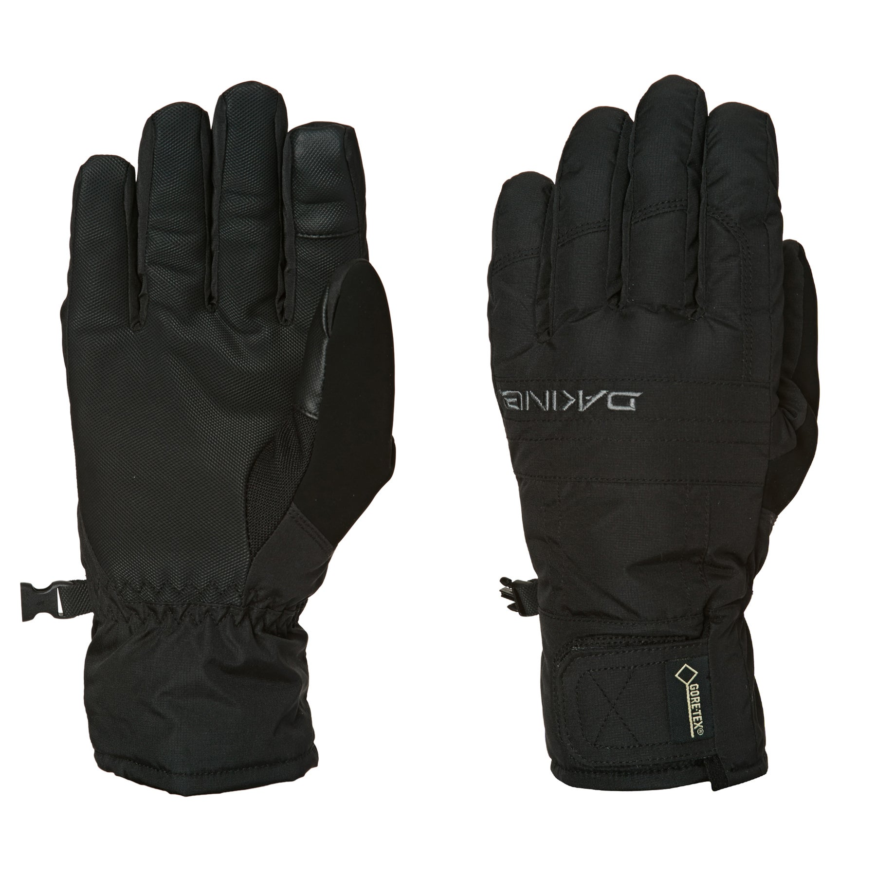 Gants de ski Dakine Bronco - Black