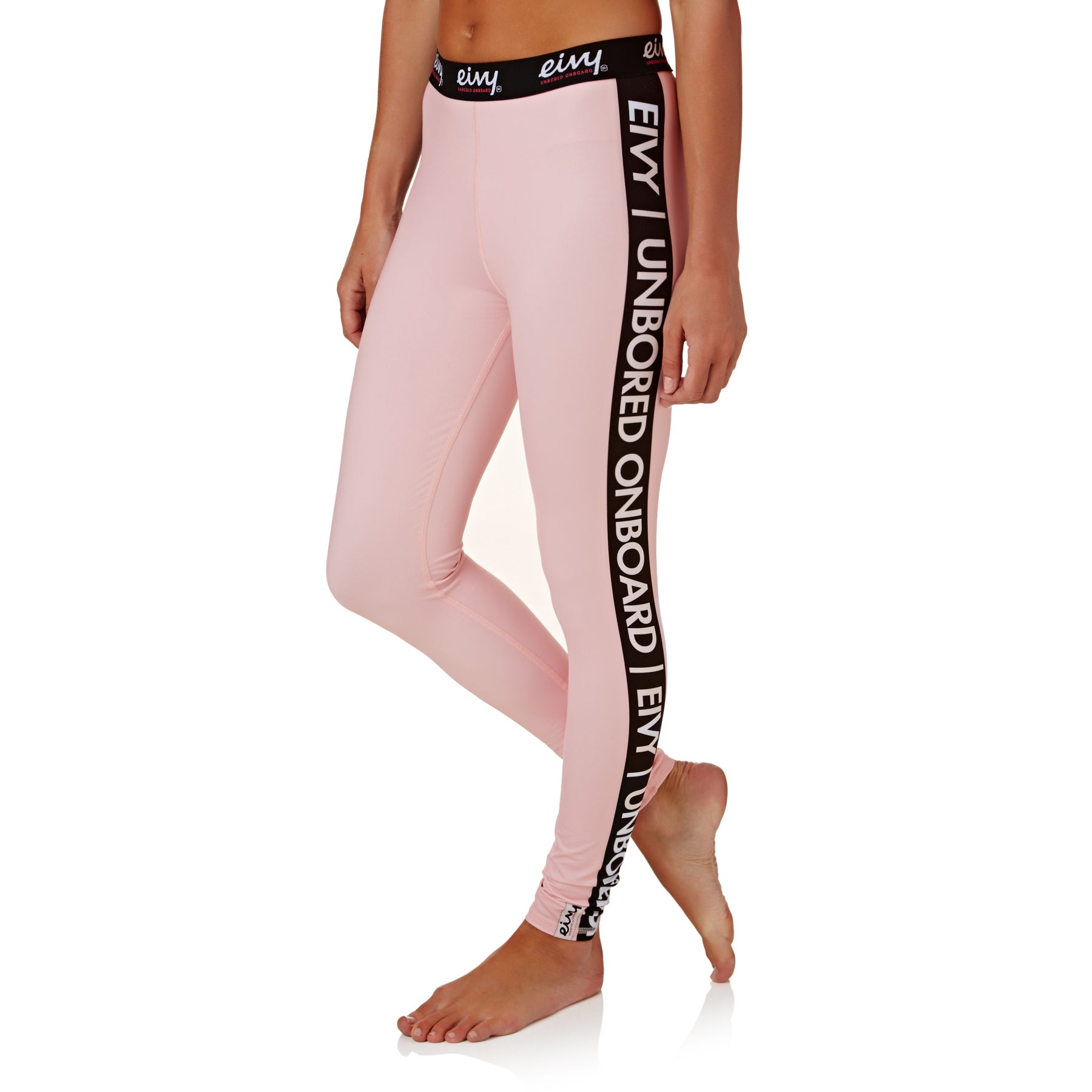 Eivy Icecold Womens Base Layer Leggings - Dusty Pink
