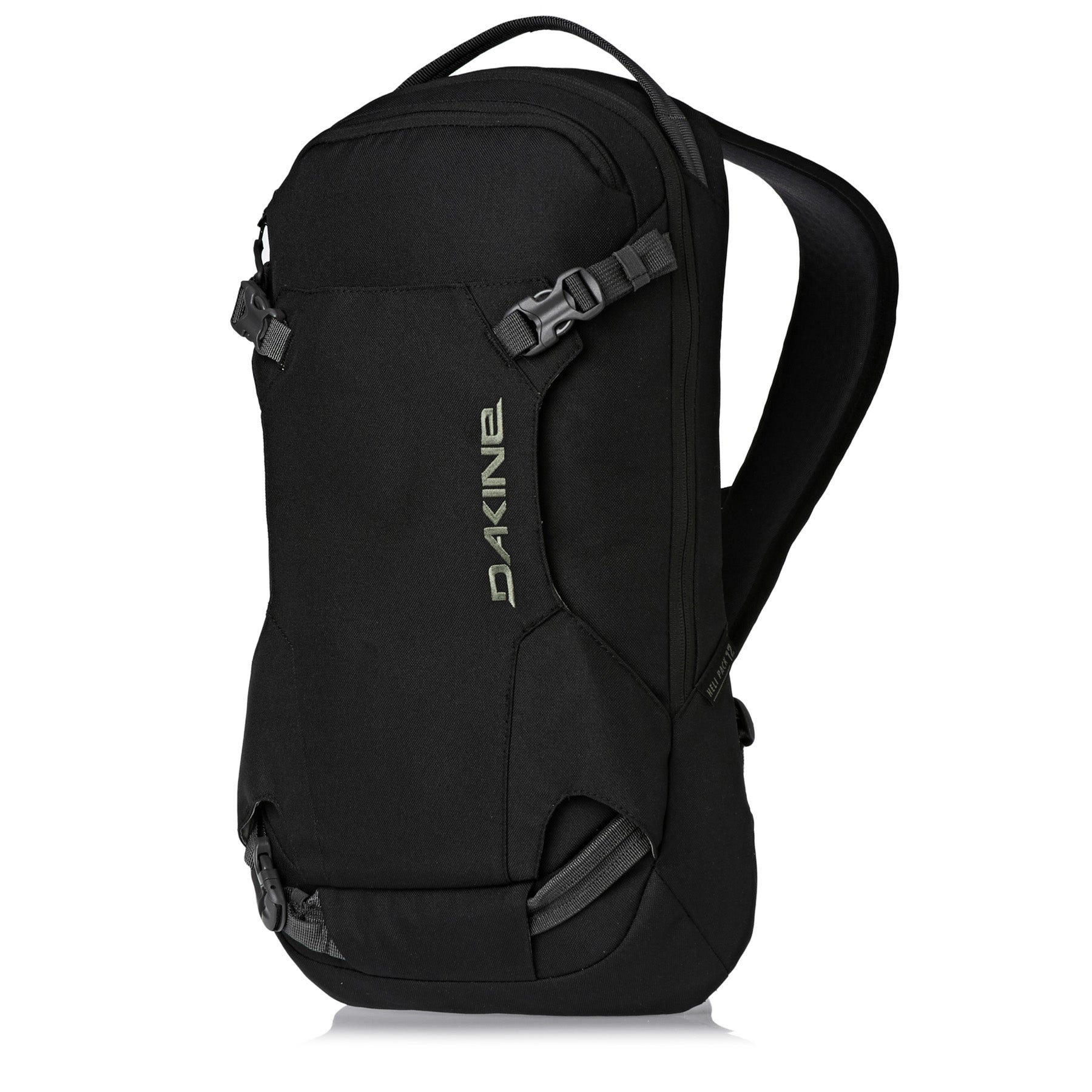Dakine Heli Pack12L Snow Backpack - Black