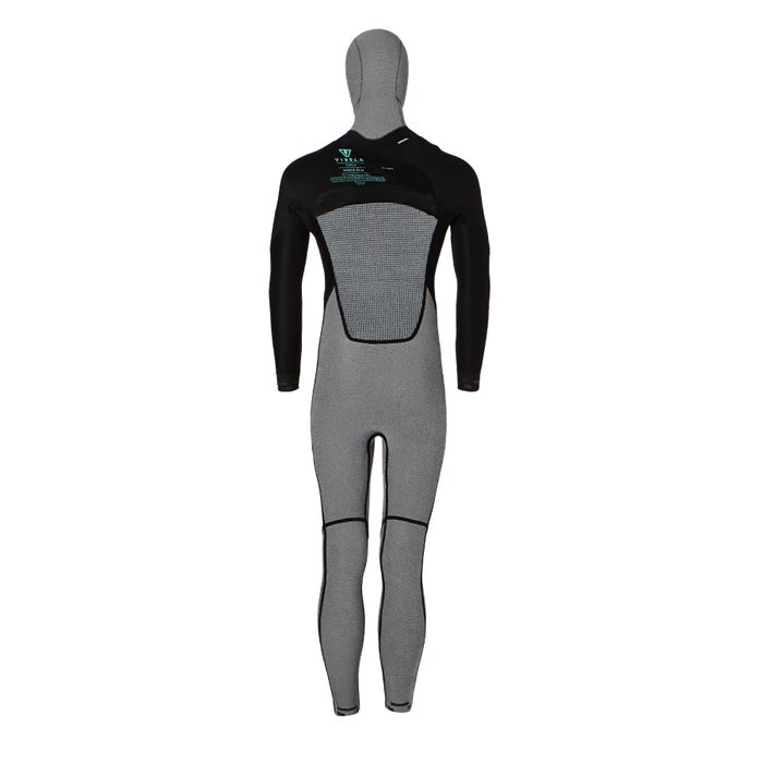 Vissla North Seas 5.5/4.5/3mm Chest Zip Hooded Wetsuit