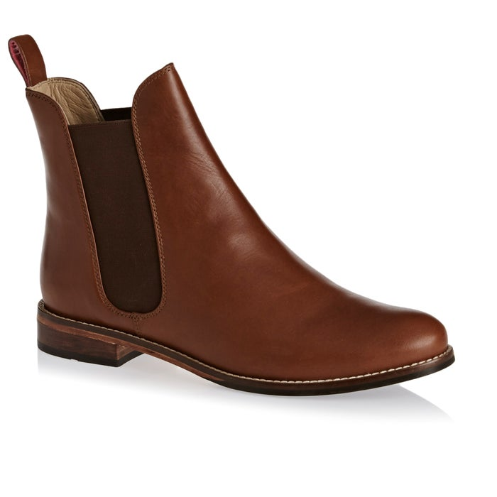 523f9ea17d Joules Westbourne Leather Chelsea Womens Boots available from Surfdome