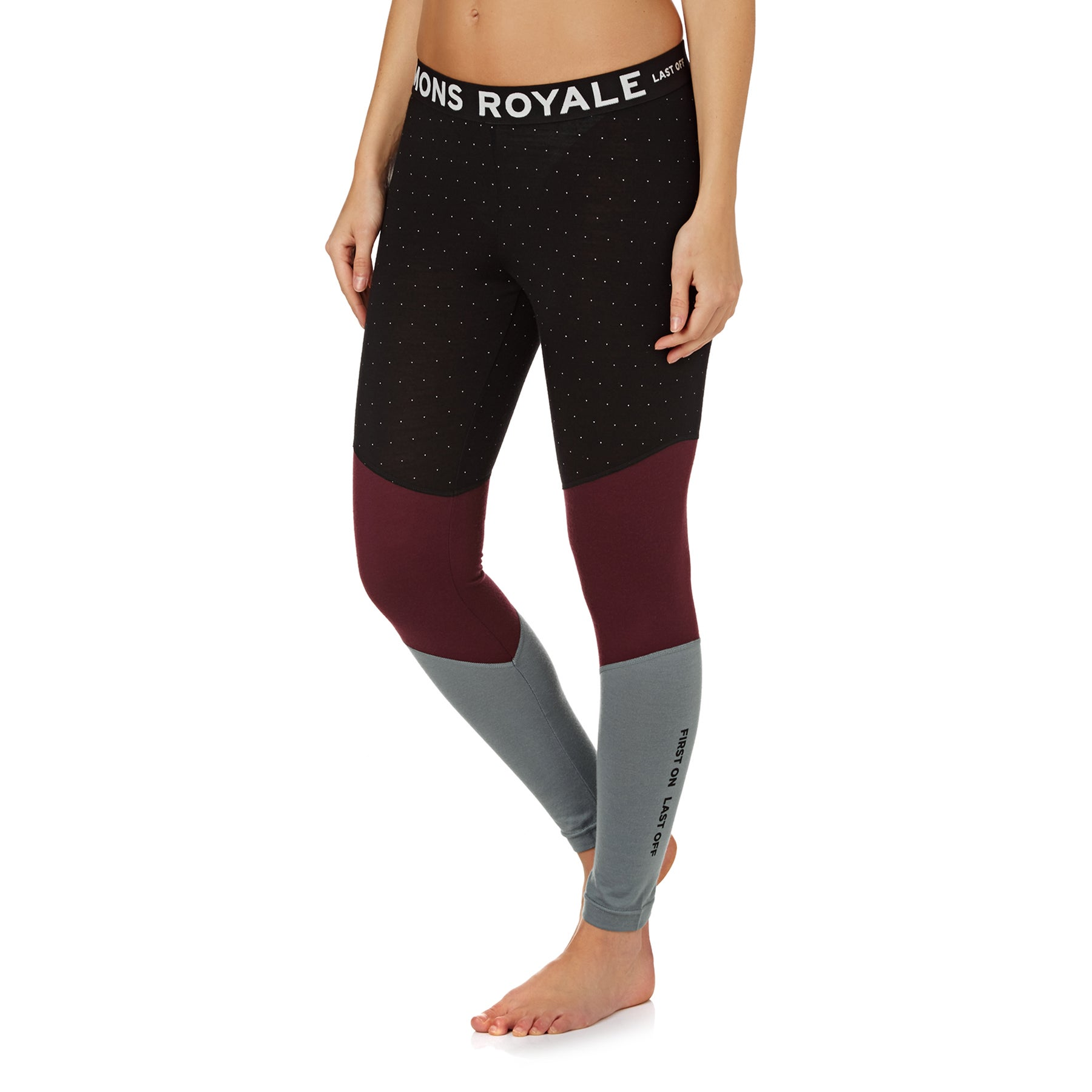 Mons Royale Christy Merino Legging Damen Leggings