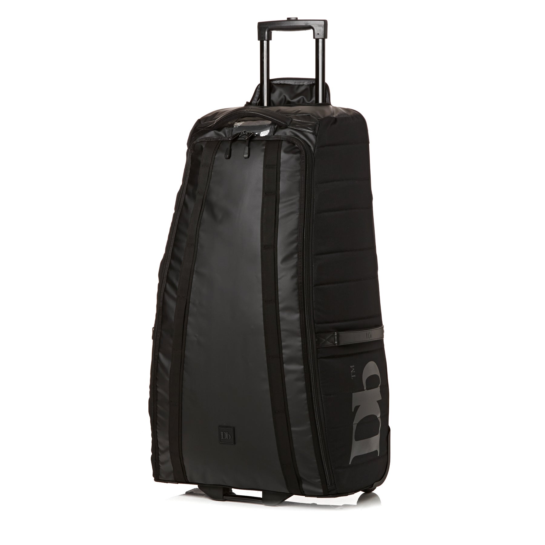 Douchebags The Big B*stard 90L Luggage - Black Out 2017